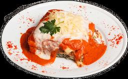 Lasagna con Salsa