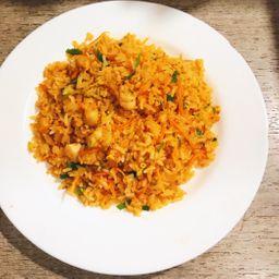 Chow Fan Picante con Pollo