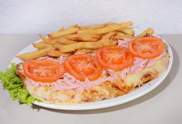 Pizzanesa Napolitana