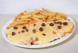 Pizzanesa Provolone