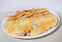Pizzanesa Fondue de Quesos