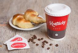 2 Medialunas + Café con Leche