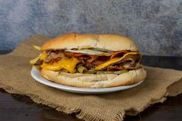 Sándwich de Lomito Americano