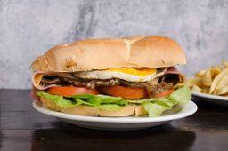 Sándwich de Lomito Argentino