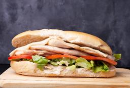 Sándwich de Pavita