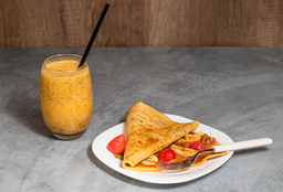 Combo Rappi Crepe Dulce y Smoothie