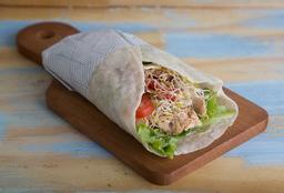 Wrap + Petit Salad