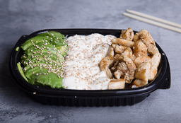 Chicken Teri Salad