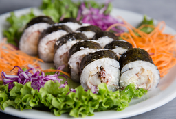 Pulpo Maki Roll x 10