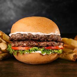 Doble Classic Burger & Papas