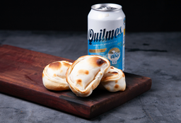 3 Empanadas de J&Q + Bebida