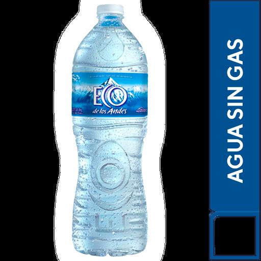 Eco De Los Andes Agua sin gas