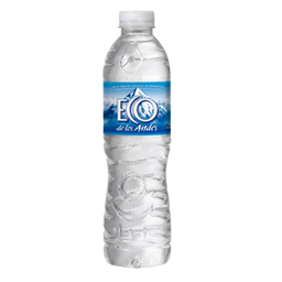 Agua Eco D Andes S/Gas Pet 500 Ml