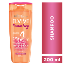 Shampoo Dream Long Elvive L´Oréal Paris X 200 Ml