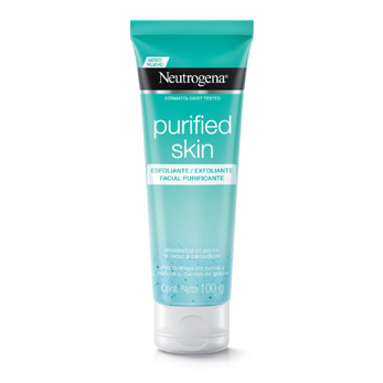 Exfoliante Neutrogena Purified Skin 100 g