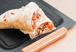 Wrap de Pollo Thai