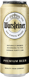 Cerveza Warsteiner Lata 473Ml Unitaria