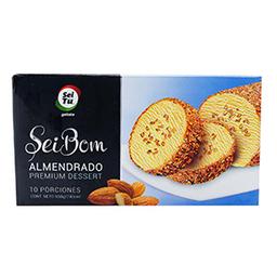 Helado Sei Tú Seibom Almendrado Premium 650 Gr