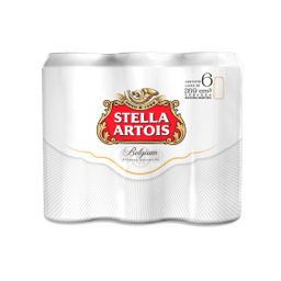 Cerveza Stella Artois 269Ml X6