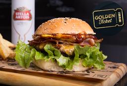 Golden Tickets - Heisenburger