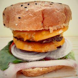 Toto Premium Doble Burger
