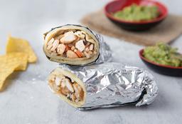 Lista Naranja - 2x1 en Burrito de Pollo