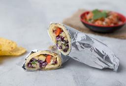 Lista Naranja - 2x1 en Burrito de Verduras Asadas