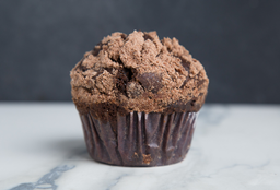 Muffin Vegano de Chocolate
