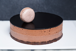 Torta Textura de Chocolate
