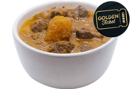 Golden Ticket - Curry Tandoori
