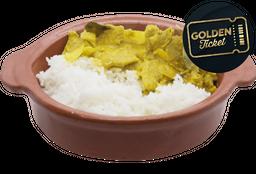 Golden Ticket - Curry Indio Clásico