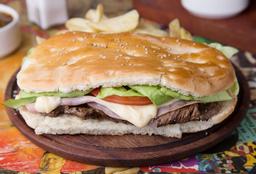 Sandwich de Lomito