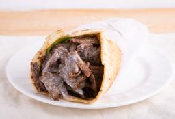 Shawarma de Carne con Papas en Combo