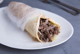 Shawarma + Mamul