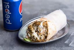 Combo Falafel Wrap