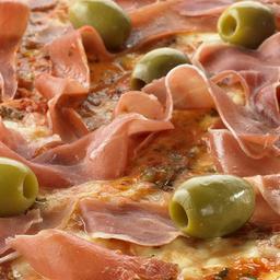 Pizza de Crudo