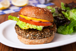 Burger Vegetariana