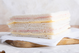 Sándwich Jamón & Queso