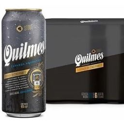 Six Pack Quilmes Stout 500 ml