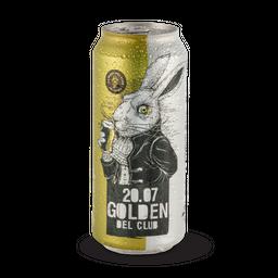 La Birra del Club Golden 20.07 470 ML