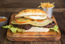 Sándwich De Lomo Completo