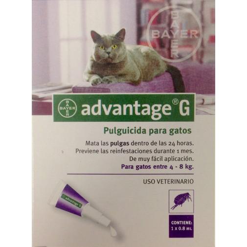Adultovantage G 4 A 8Kg X1Pip.
