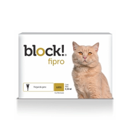 Block Fipro Gato