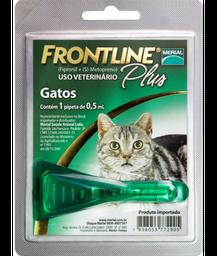 Frontline Plus Verde Gato X1Pip.