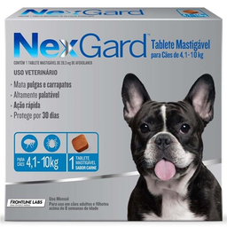 Nexgard 5 A 10