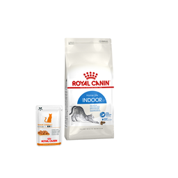 Royal Canin Gato Indoor 7+