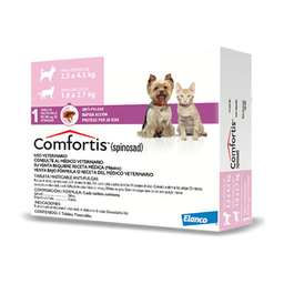 Comfortis 2 A 4Kg140Mg