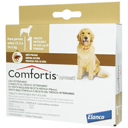 Comfortis 27 A 54Kg 1620Mg