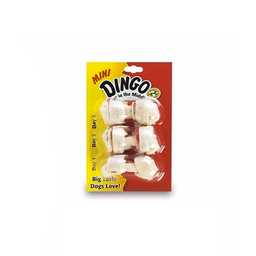 Hueso Dingo Mini - Pack
