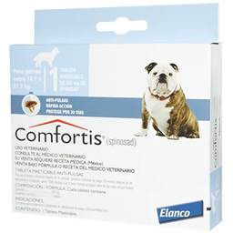 Comfortis 18 A 27Kg 810Mg